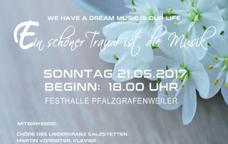 Frühjahrskonzert in Pfalzgrafenweiler