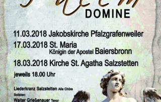 Kirchenkonzerte 2018