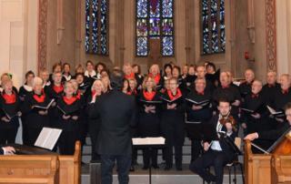 Nachschau Kirchenkonzertreihe 2018